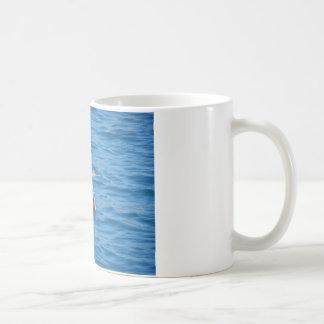 Juvenile Shag fishing Coffee Mug
