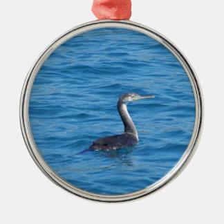 Juvenile Shag fishing Ornament