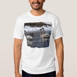 Juvenile Swans T-shirt