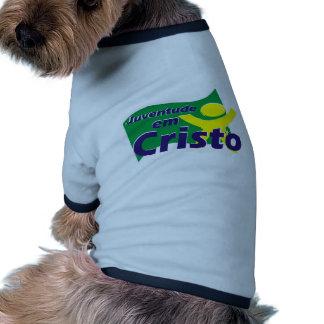 juventude em cristo dog clothes