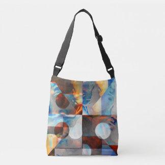 Juxtaposed Part 2 (Illusion-ed) Crossbody Bag