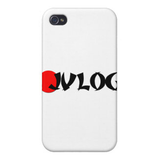 JVLOG iPhone 4 COVER