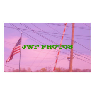 JWF PHOTOS BUSINESS CARD