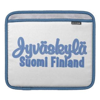 JYVÄSKYLÄ Finland custom iPad sleeve