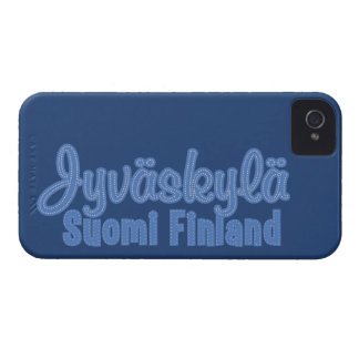 JYVÄSKYLÄ Finland custom iPhone case-mate