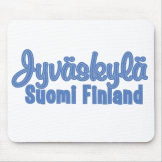 JYVÄSKYLÄ Finland custom Mouse Mat