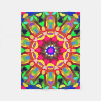 K1 Custom Fleece Blanket, Small