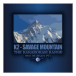 K2 -The Savage Mountain Poster