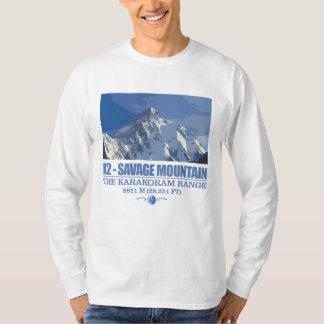 K2 -The Savage Mountain T-Shirt