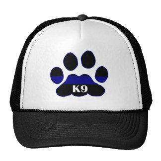 K9 Blue Line Cap