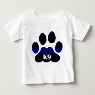 K9 Blue Line Tee Shirts