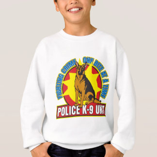 K9 German Shepherd Bite Sweatshirt