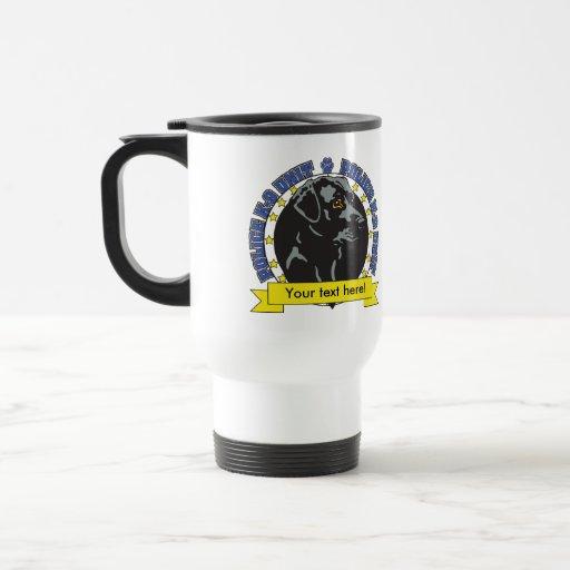K9 Labrador Retriever Coffee Mugs