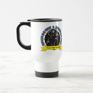 K9 Labrador Retriever Travel Mug