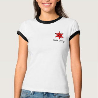 k9 security tee shirt