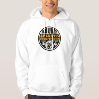 K9 Unit Sheriff's Department Hoodie