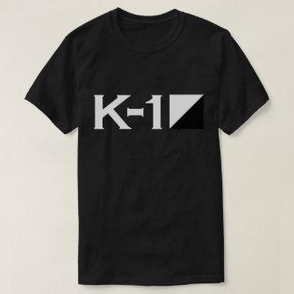 K-1 T-Shirt Black