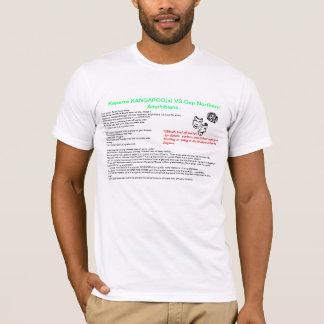 k.a.n.g.a Keperra/ the gap T-Shirt