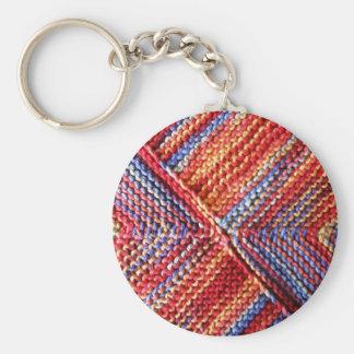 k Artisanware Knit Key Ring