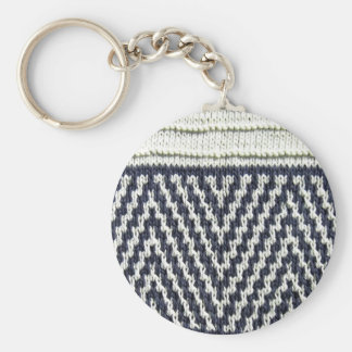 k Artisanware Knit Key Ring