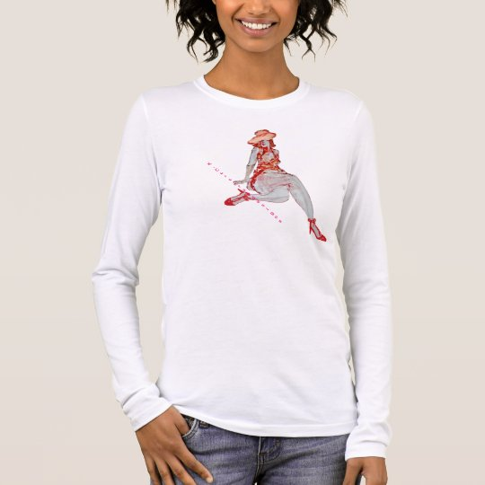 K. Corcoran designs Long Sleeve T-Shirt