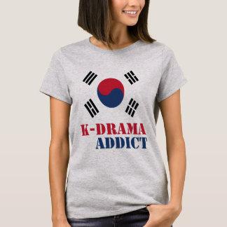 K-Drama Addict Lover Korean Fever Women T-Shirt