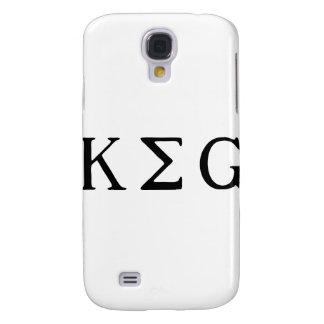 K E G GALAXY S4 CASE