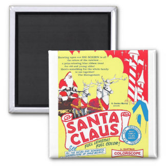 "K. Gordon Murray's ""Santa Claus"" Magnet"