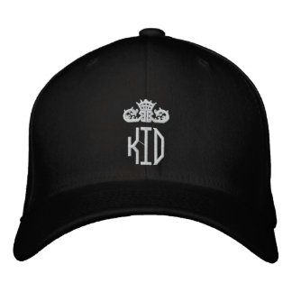 K.I.D. Fitted Hat Embroidered Baseball Caps