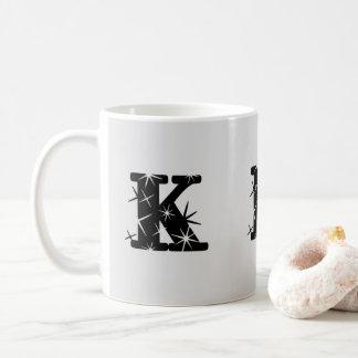"""""""K"""" Initial Mug"""