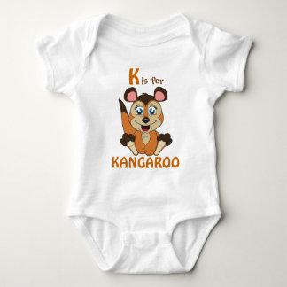 """K is for KANGAROO"" Childs Shirt"