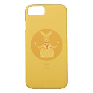 K is for Kangaroo iPhone 7 Case
