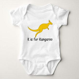 K is for Kangaroo T-Shirt