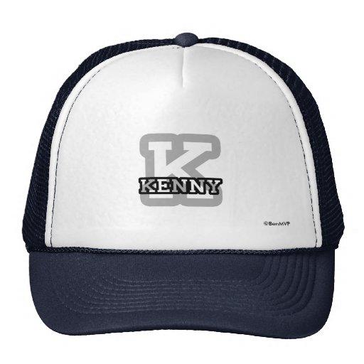 K is for Kenny Trucker Hats