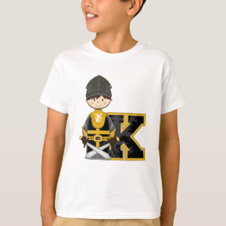 K is for Knight T-Shirt