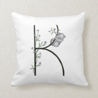 K is for Koala and Kalamis Pillow! Cushion