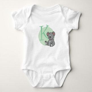 K is for Koala Baby Bodysuit