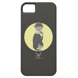 K is for Koala in a Kokoshnik, a Kaftan and Krepis iPhone 5 Cases