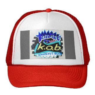 K O B Hat-Red