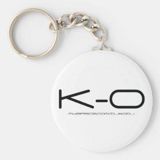 K-O Keychain