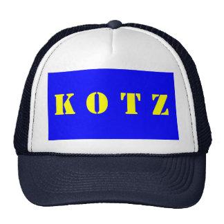 K O T Z TRUCKER HATS
