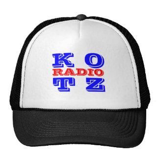 K O T Z, RADIO HATS