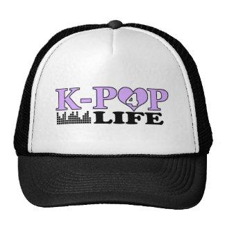K-POP 4 LIFE CAP