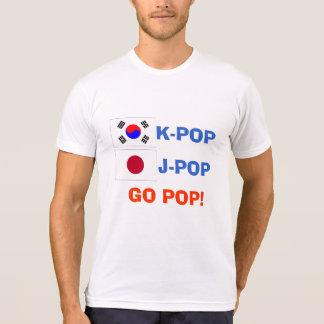 K-POP J-POP GO POP! T-shirt