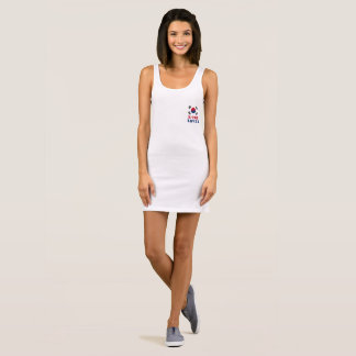 K-Pop Lover Tank Dress