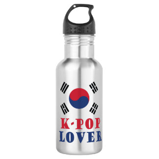 K-Pop Lover Water Bottle