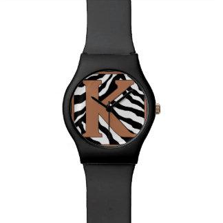K-Zebra Fashion Watch