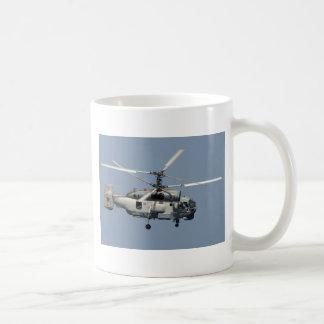 KA-27 Helix Basic White Mug
