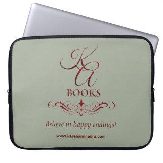 "KA Books Laptop Sleeve 15"""