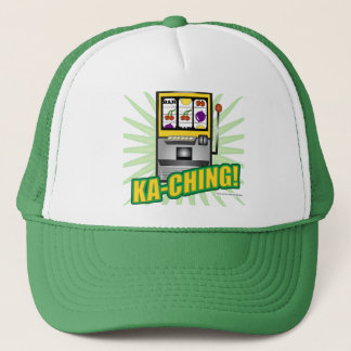 Ka-Ching Big Money Trucker Hat